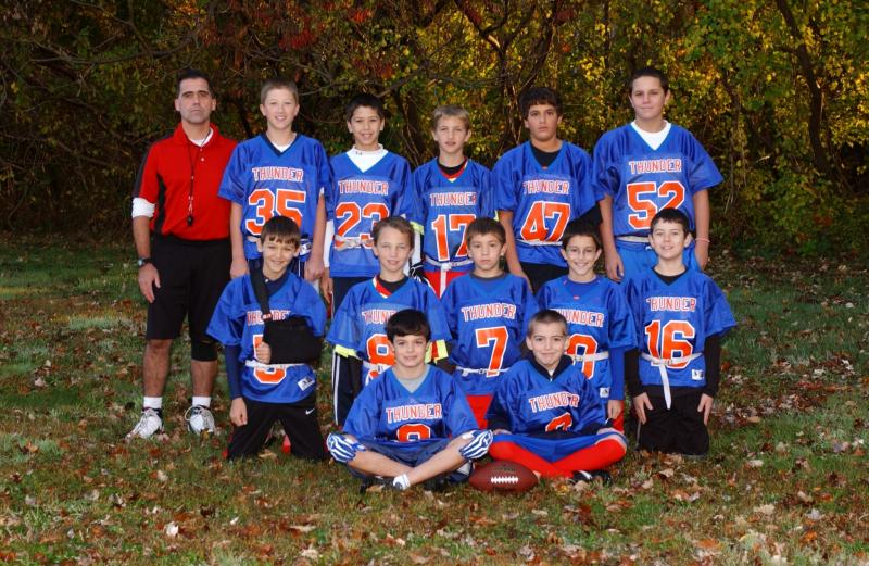2013 Thunder with Captain Andy